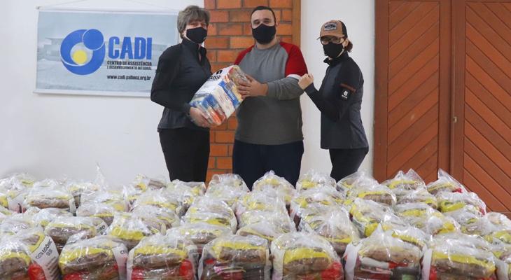 Invictus reverte lucro com a venda de máscaras de proteção para ações sociais